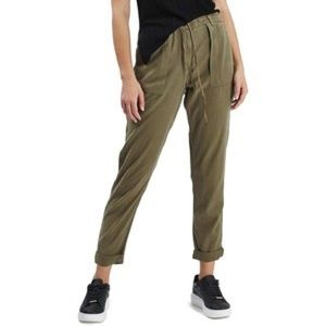 Topshop💚 Tapered utility trousers